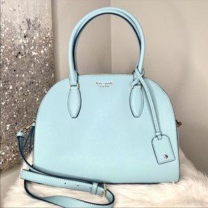 Kate Spade LG Dome Reiley Seaside Satchel Bag